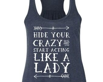 Miranda Lambert Tank Vest Mens Custom Tank Tops T Shirt