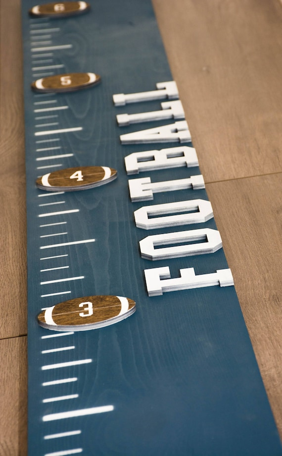 Wooden Growth Chart Personalized Wooden Growth Chart Etsy