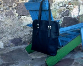 Black Laptop Briefcase Bag