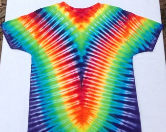 Tie Dye T Adult Medium  by Barry Boyland