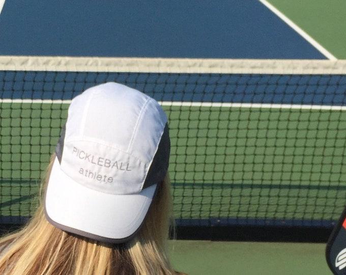 Pickleball Athlete Mesh Runner- pickleball hat - pickleball accessories - pickleball gifts