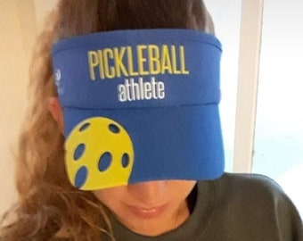Pickleball Athlete Visor