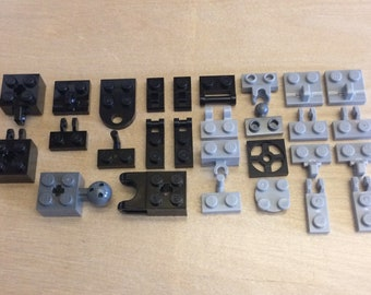 C9685 8 in Lawrence Ornamental T Hinge set Strap Barn Hinges Come with Screws with Instructions on Back Black Door USA NOS