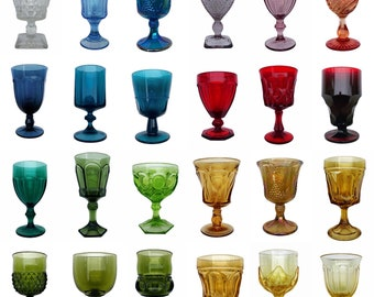 NEW UPDATED 10/24  ~ Choose Your Collection Glassware