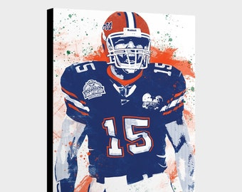finest selection a8f74 1e1f6 Tim tebow | Etsy