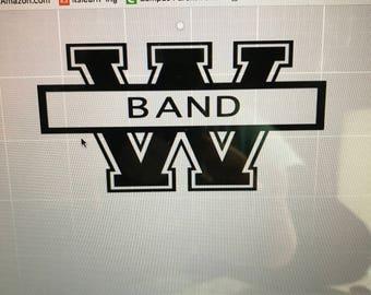 West Band Sweatshirt