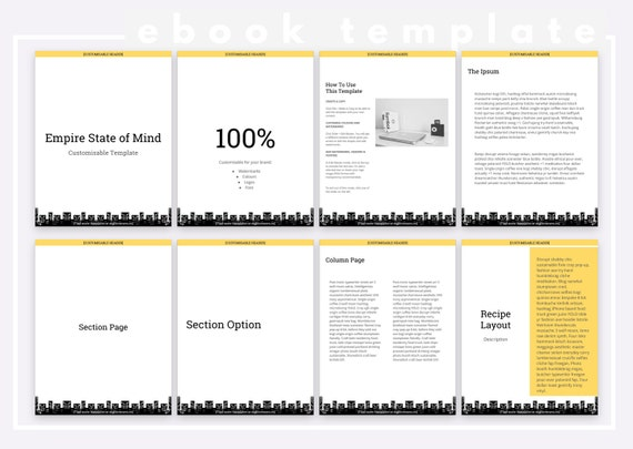 ebook templates for word mac