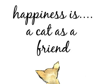Quotes humour pet poster cat posters animal quotations   Etsy