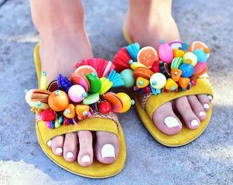 0e95fb6b9 Bohemian Sandals