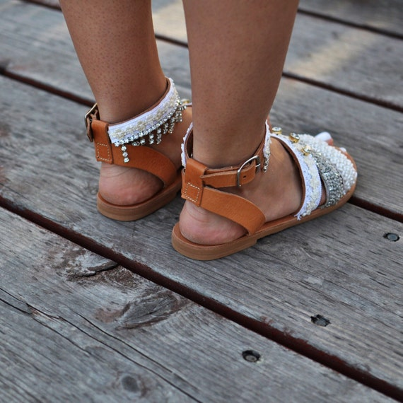 grec Boho sandales nbsp;Boulot sandales cuir nbsp; mari en sandales Sandales 0Zqn7xZ4