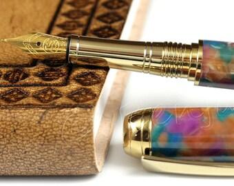 8 mm Grade 985 Fountain Pen
