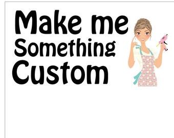 Make Me Something Custom / Custom Doormat / Welcome Mat / Door Mats / Gift Ideas / Family Gifts