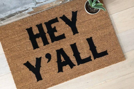Welcome Mat / Door Mats / Custom Doormat / Funny Door Mats / Unique Door Mats / Seasonal Decor / Personalized Doormat / Unique Gift Ideas