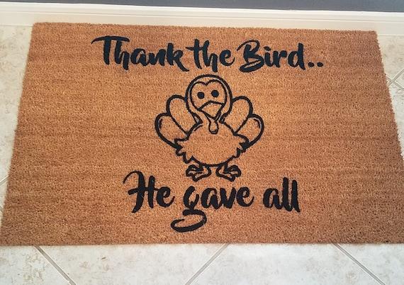 Doormats / Welcome Mat / Personalized Doormat / Custom Doormat / Seasonal Doormat / Gift Ideas / Thanksgiving Gift  Ideas / Unique Gift Idea