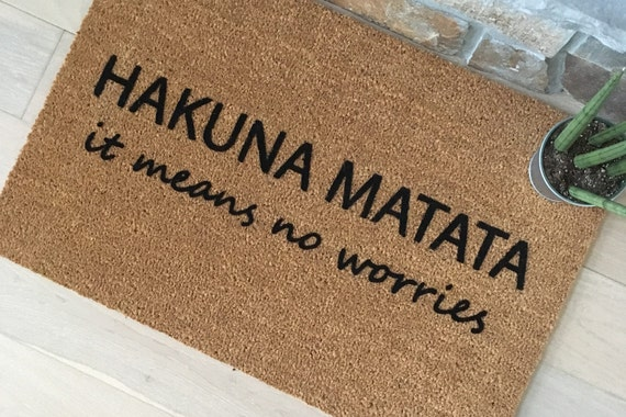 Gifts for Women, Door mat, Gifts for Wife, Birthday Gift Ideas, Gifts for Girlfriend, Thank You Gifts, Housewarming Gifts