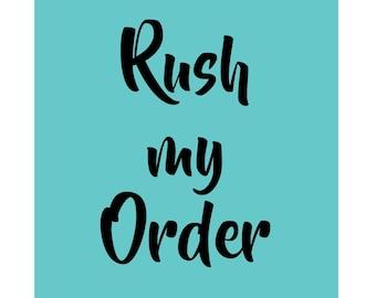 Rush My Order / 2 Business Days / To Make Your Mat / Custom Doormat / Welcome Mat / Doormats / Gift Ideas / Family Gifts / Doormat