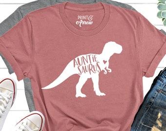 AuntieSaurus Shirt, Auntie Saurus Rex, Christmas Gift for Aunt, Aunt Shirt, Auntie Shirt, Aunt Gift, Mothers Day Gift Aunt, Dinosaur Shirt