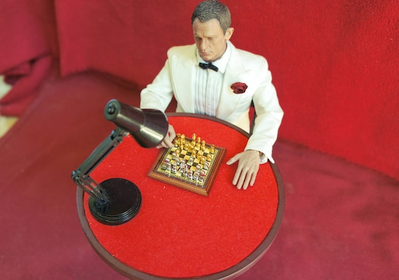 1/6 scale chess set Il_570xN.1715881849_8861