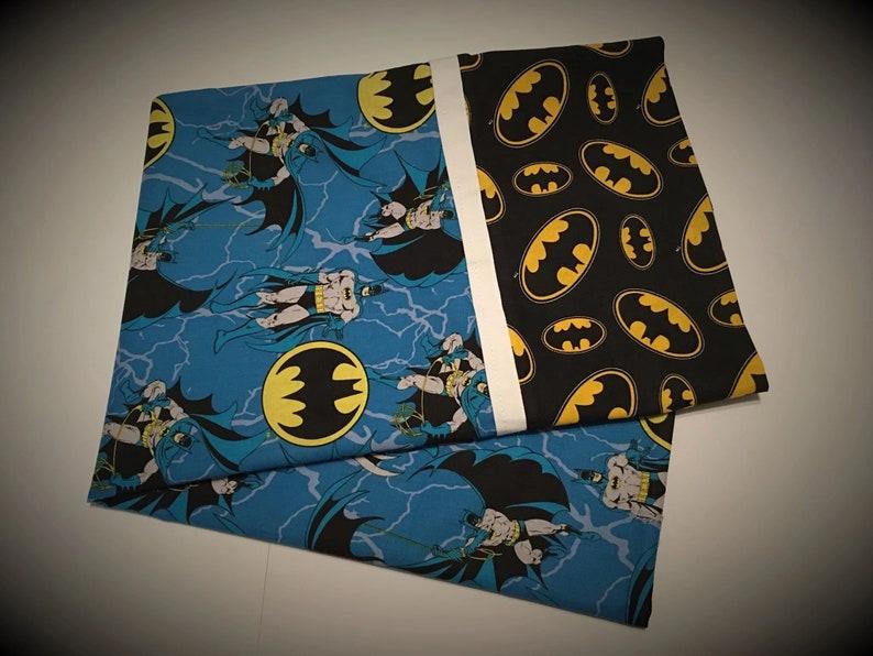 StandardQueen Size Batman Star Wars Handmade Pillow Case