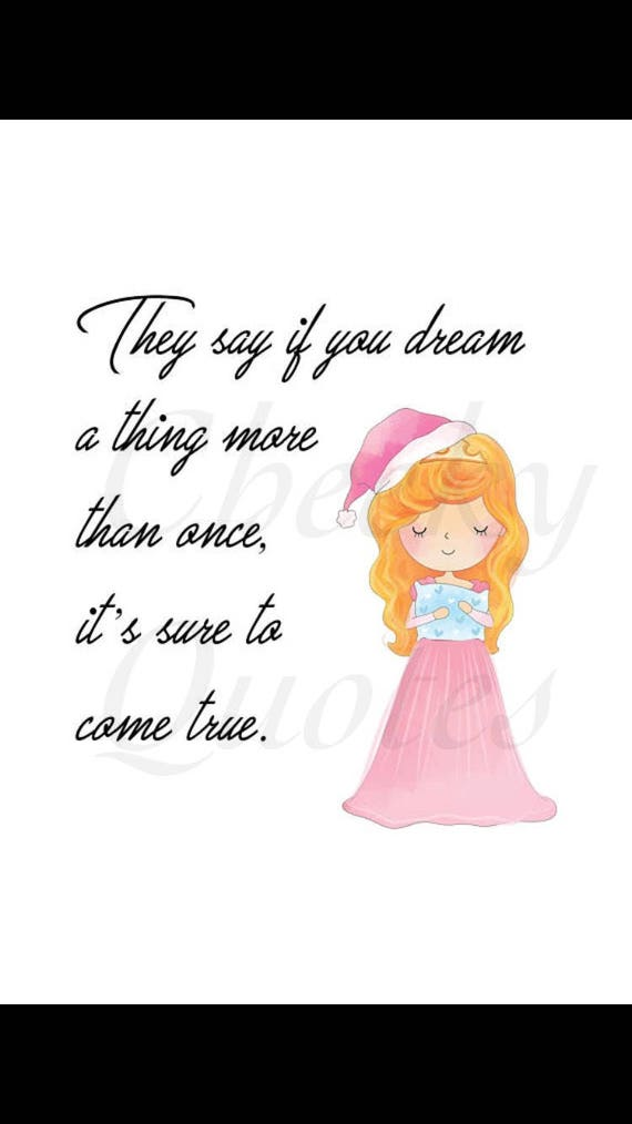 aurora disney princess quote sleeping beauty quotes