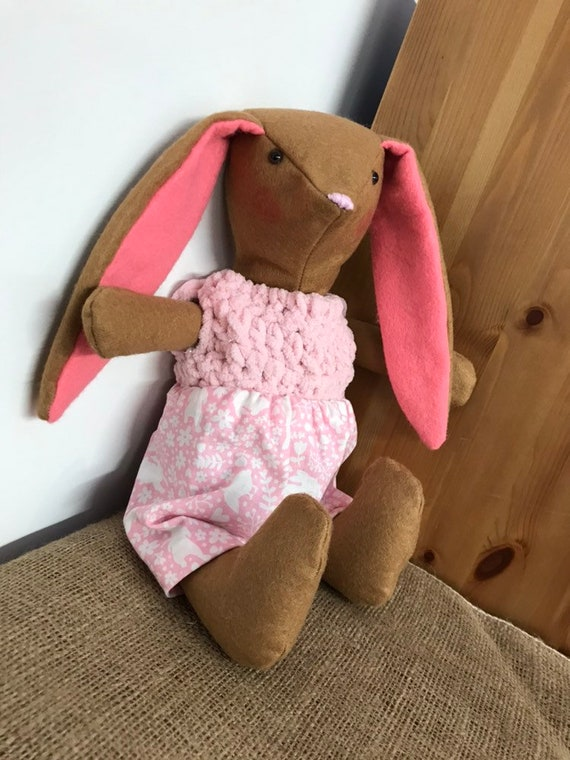 Sew a Bunny Workshop - Sunday 24th March 1-4pm