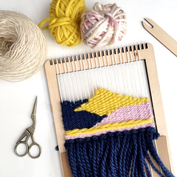 Frame Loom Weaving Workshop with Le Petit Moose - Thurs 1st Nov, 10.30-1.30pm