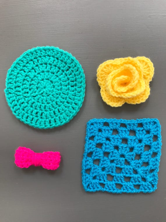Kid's Crochet Workshop - Wed 15th August, 10.30-12 noon, *recommended for ages 8 and over