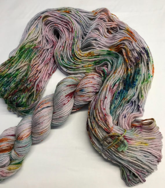 """""""More is More"""" Double Knit Merino"""