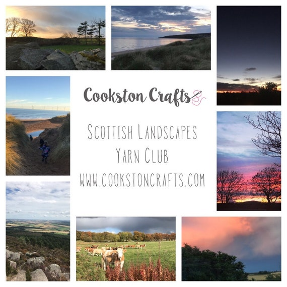 Scottish Landscapes Yarn Club