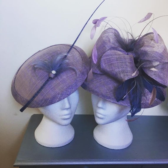 Fabulous Fascinator Workshop with Catriona Mackenzie of OTM Design, Sun 5th May, 1-4pm.