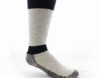 High Calf Alpaca Sock, Hunting Sock, Hiking Sock, Winter Sports Sock