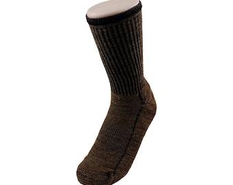 Alpaca Sock, Lightweight Crew Sock for Hiking, Sports, Outdoor Activity, Thin Alpaca Sock, Gift Idea