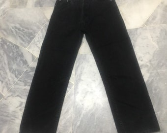 Vintage Stunning Look 90s Versace Jeans Couture Denim Button Fly Denim 8e4a5339df2