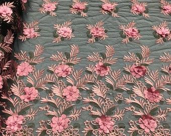 9c9c13816cf70a 3d dusty rose lace | Etsy