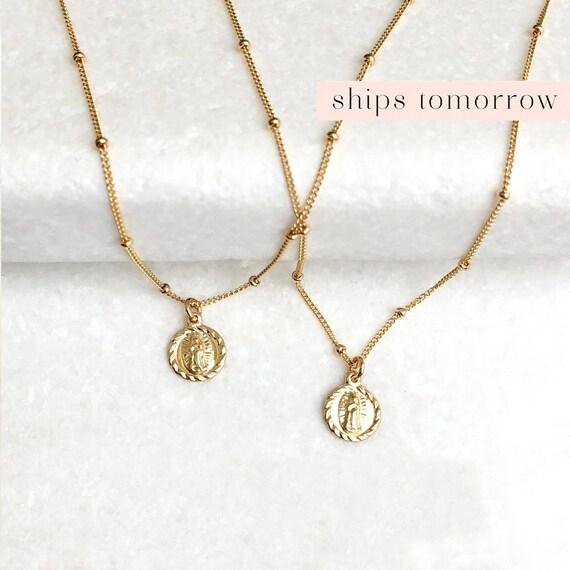 Dorothy Pendant DiamondJewelryNY 14kt Gold Filled St