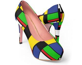 5318c2ab6c6 1980s stiletto heels | Etsy