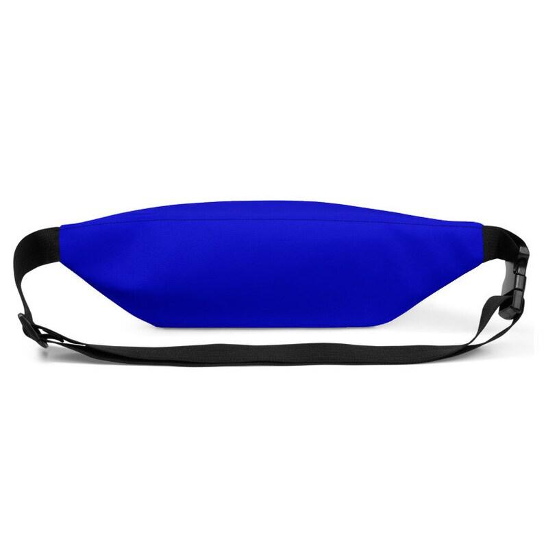 Royal Blue Fashionable Fanny Pack