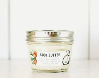 Body Lotion, Essential Oil, Natural Body Lotion, Favors, Organic Lotion, Body Butter, Coconut, Shea Butter, Moisturizer, Hand Lotion
