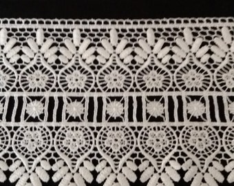 Lace Trimming Guipure Lace
