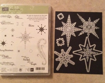 Stampin Up Star of Light - Used