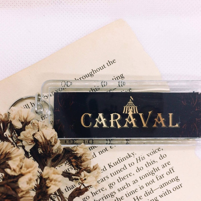 Caraval Keychain image 0