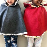 Winter Carseat Ponchos