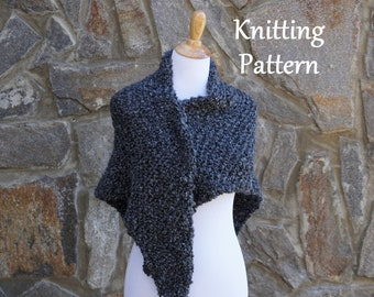 Outlander shawl pattern / Outlander knitting patterns / PDF instant download / shawl knitting pattern