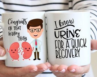 Kidney transplant etsy congrats on the kidney thingkidney surgerykidney transplanttransplant surgeryget well giftkidney get wellfunny get wellfunny kidney m4hsunfo
