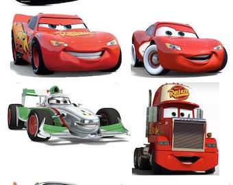 Child decoration Stickers / sticker Cars