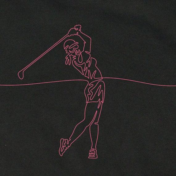 Women's Golf T-Shirt, Golfing T-Shirt, Women's Golfing Gift, Gift for Woman Golfer, Cool T-Shirts, T-Shirts for Golfers, Graphic T-Shirts