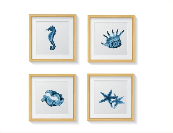 Nautical Print Art