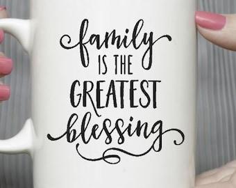 Coffee mug-Thanksgiving gift mug - Holiday Gift Idea - Custom Coffee Mug - Personalized teachers Gift - Christmas Gift - Gift  Exchange
