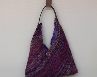 56e03cb65c Hand Knitted Bag
