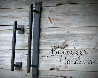 Barn Door Handle Pull Hardware Pulls Handles Rustic